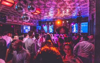 dancefloo deluxe bar moonee ponds saturday night hens party function room